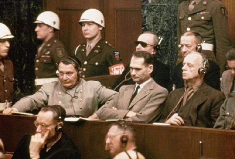 Los Juicios de Nunemberg